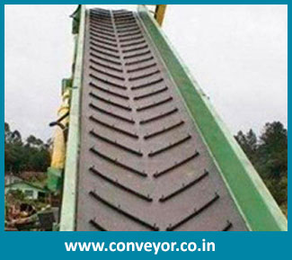 Chevron Conveyor Belt, chemical conveyor belt in India