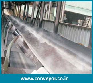 Fire Conveyor Belt