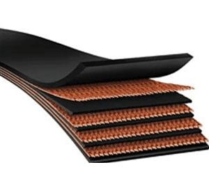 Cutting Machine Conveyor Belt, EP conveyor belt