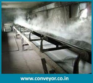 Fire Conveyor Belt Exporter