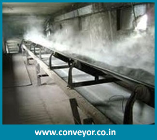 Fire Conveyor Belt Exporter