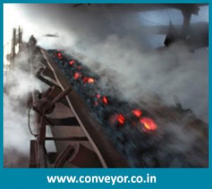 Heat Resistant Conveyor Belt Ahmedabad