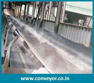 Fire Conveyor Belt